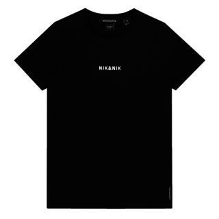 Zwart t-shirt Subtle