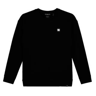 Zwarte sweater Mixo
