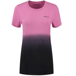 Roze t-shirt Sunset Grading