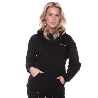 Zwarte hoodie Electrique D'Amour