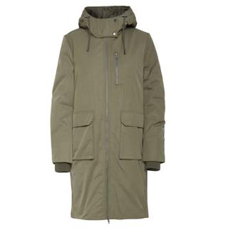 Groene jacket Evelina