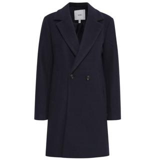 Donkerblauwe jacket Jannet