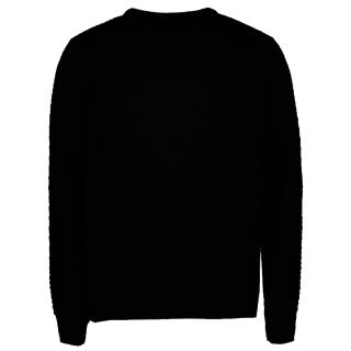 Zwarte sweater Sansall
