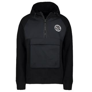 Zwarte hoodie Mercers