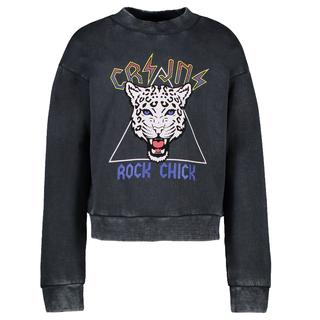 Zwarte sweater Roya