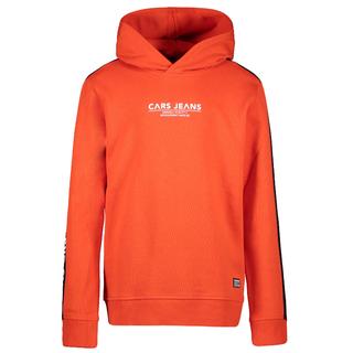 Oranje hoodie Dougal