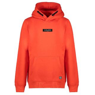 Oranje hoodie Pearser