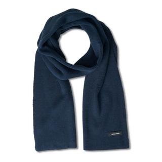 Donkerblauwe sjaal DNA