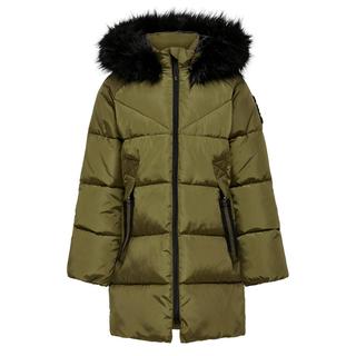 Groene jacket Monica