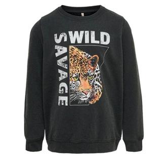 Zwarte sweater Soleima Life