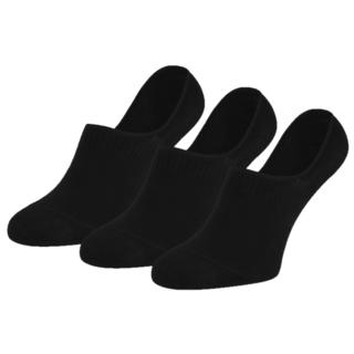 Zwarte sneaker sokjes