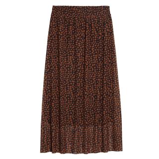 Bruine rok Caramel Spots