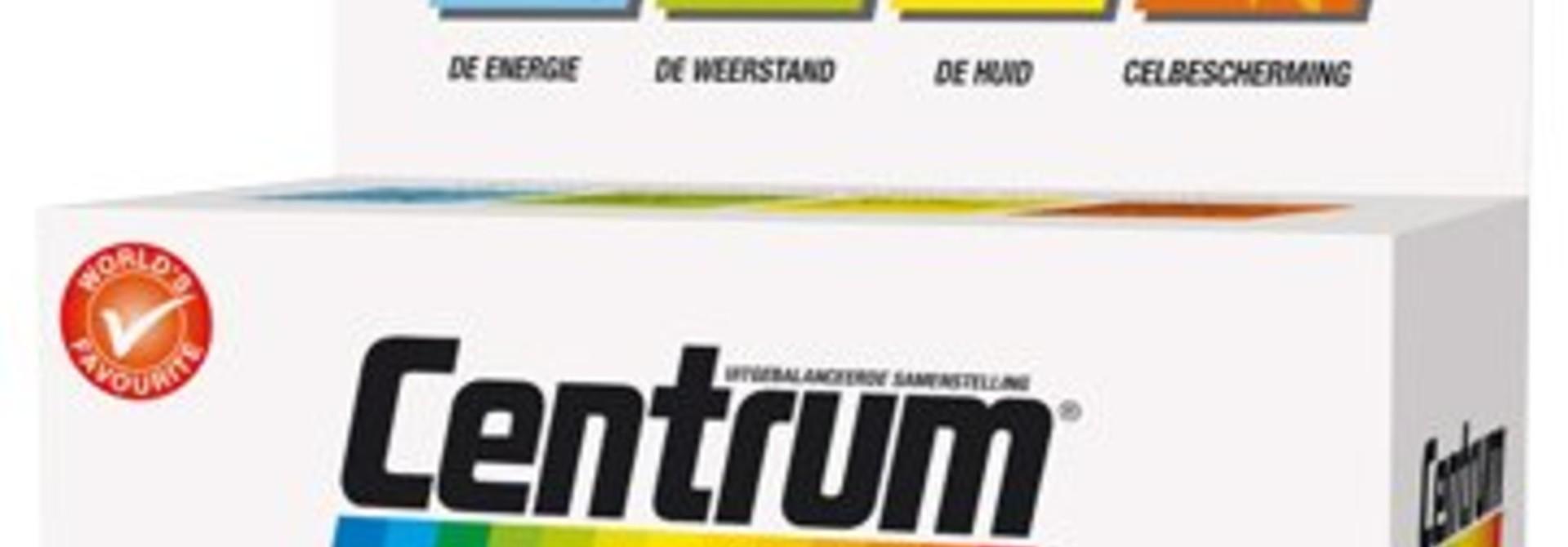 Centrum Multivitamine Adult Met Luteine 180 tabletten