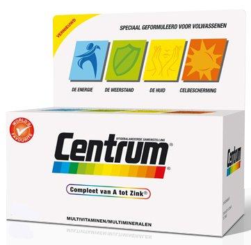 Centrum Multivitamine Adult Met Luteine 180 tabletten-1