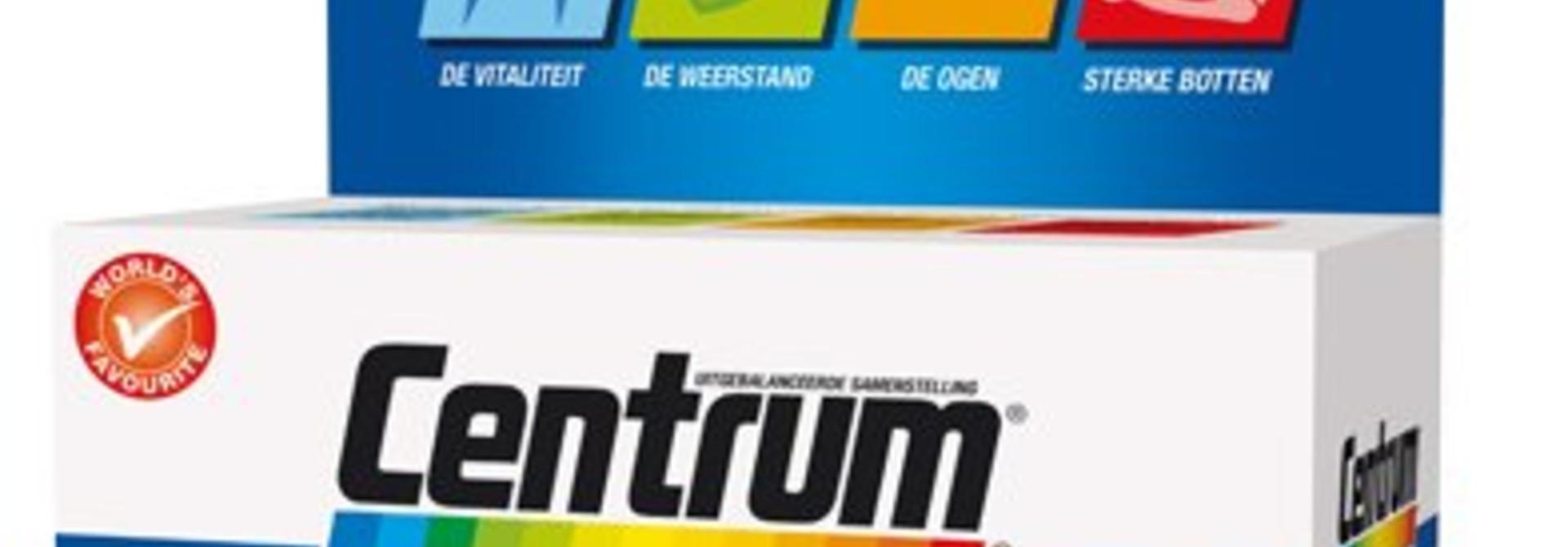 Centrum Multivitamine Select 50+ 180 tabletten