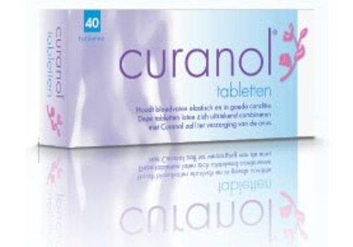 Curanol Tabletten (Aambeien) 40 tabletten