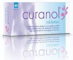 Curanol Tabletten (Aambeien) 40 tabletten-1