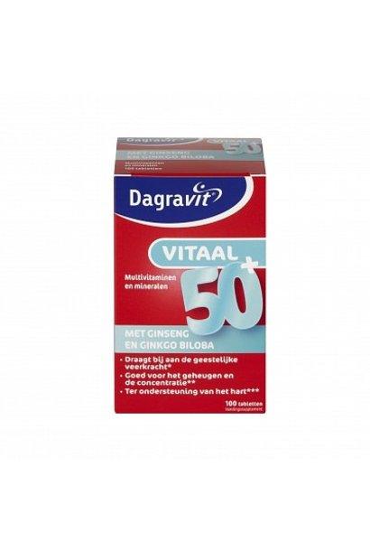 Vitaal 50+ Tabletten 100 tabletten
