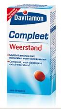 Davitamon Compleet Vitamine Weerstand 400 dragees-1