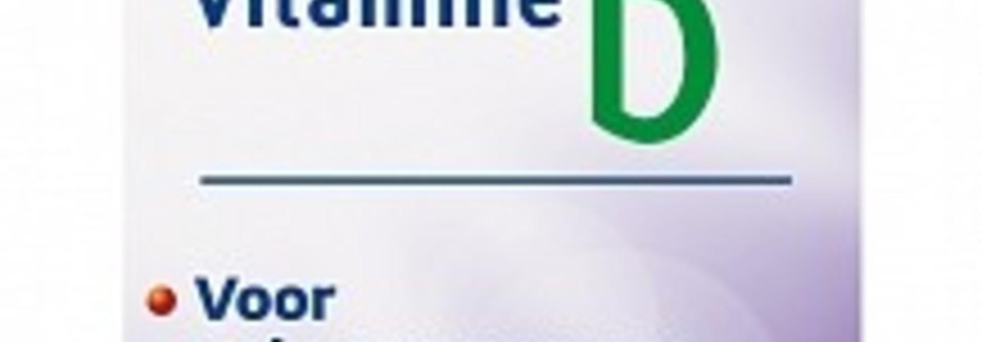 Davitamon Vitamine D 50+ Tabletten 250 tabletten
