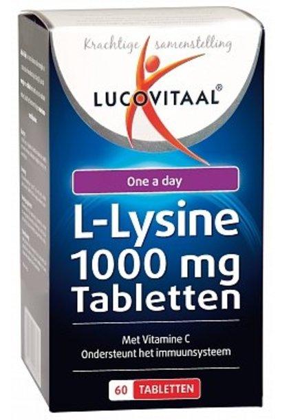 L-Lysine 60 stuks