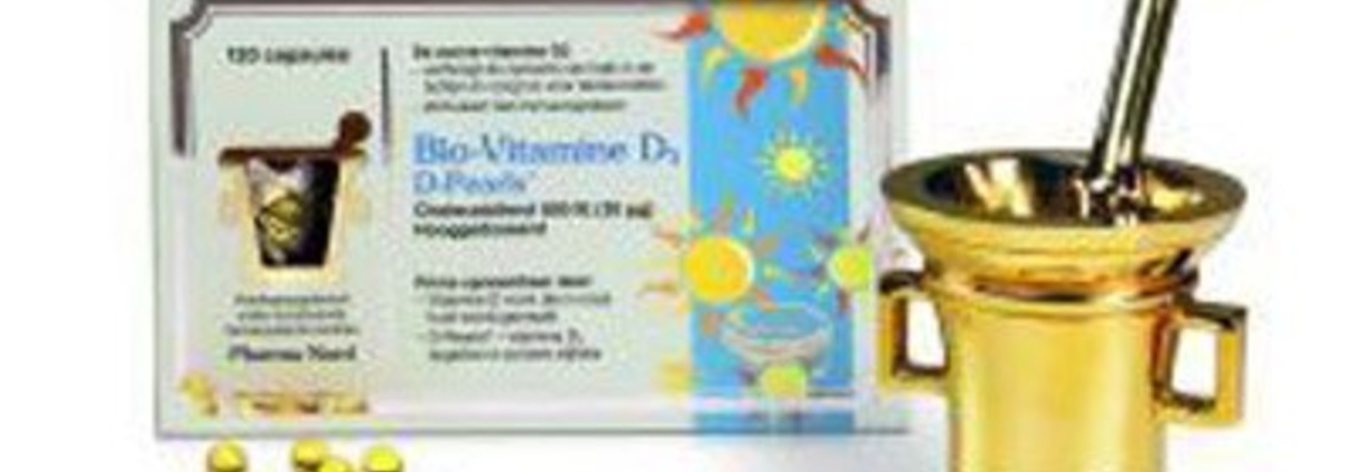 Pharma Nord Vitamines Bio D3 120 tabletten