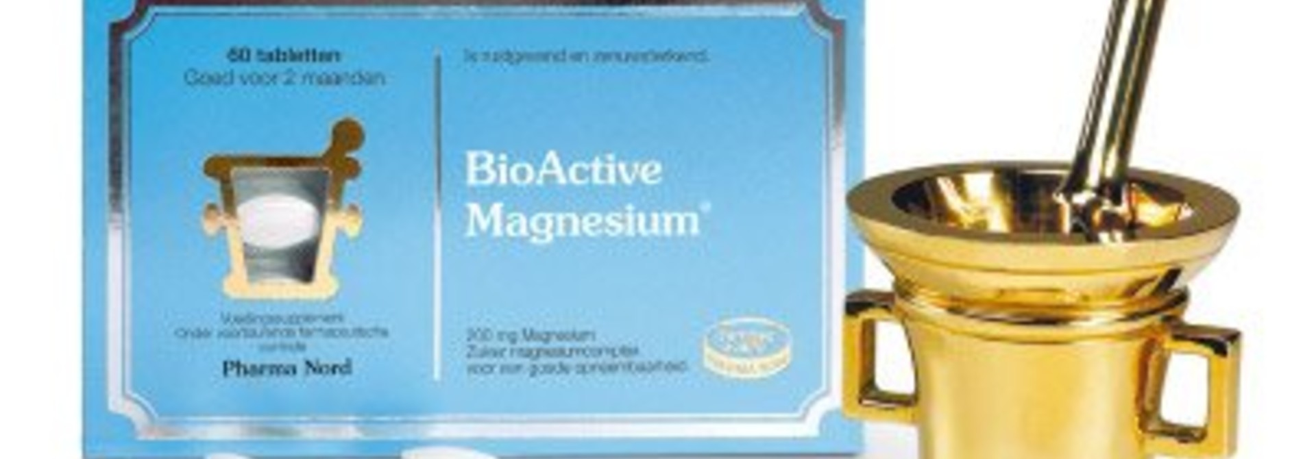 Pharma Nord Bio Active Magnesium 60 tabletten