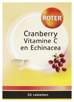 Roter Blaas Voor Een Goede Blaasfunctie 30 tabletten-1