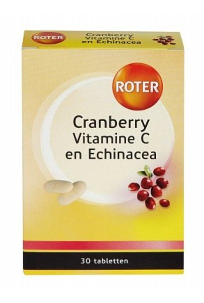 Cranberry Cystiberry 30 tabletten