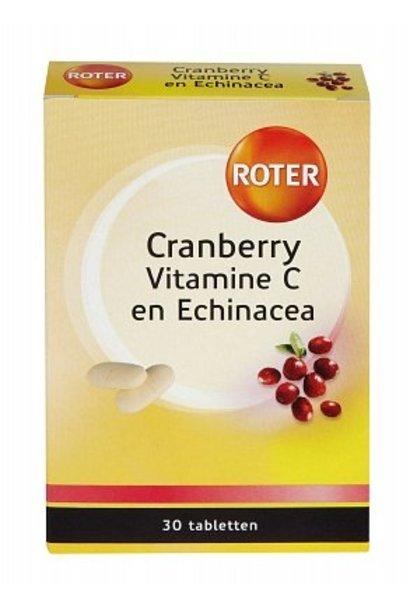 Cranberry Cystiberry 30 tabletten