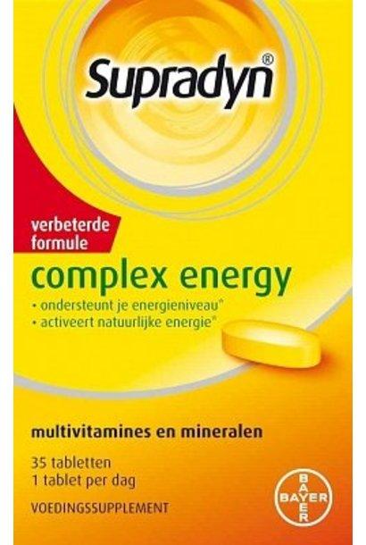 Complex Energy Tabletten 35 stuks