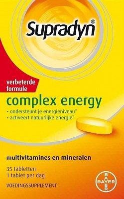 Supradyn Complex Energy Tabletten 35 stuks-1