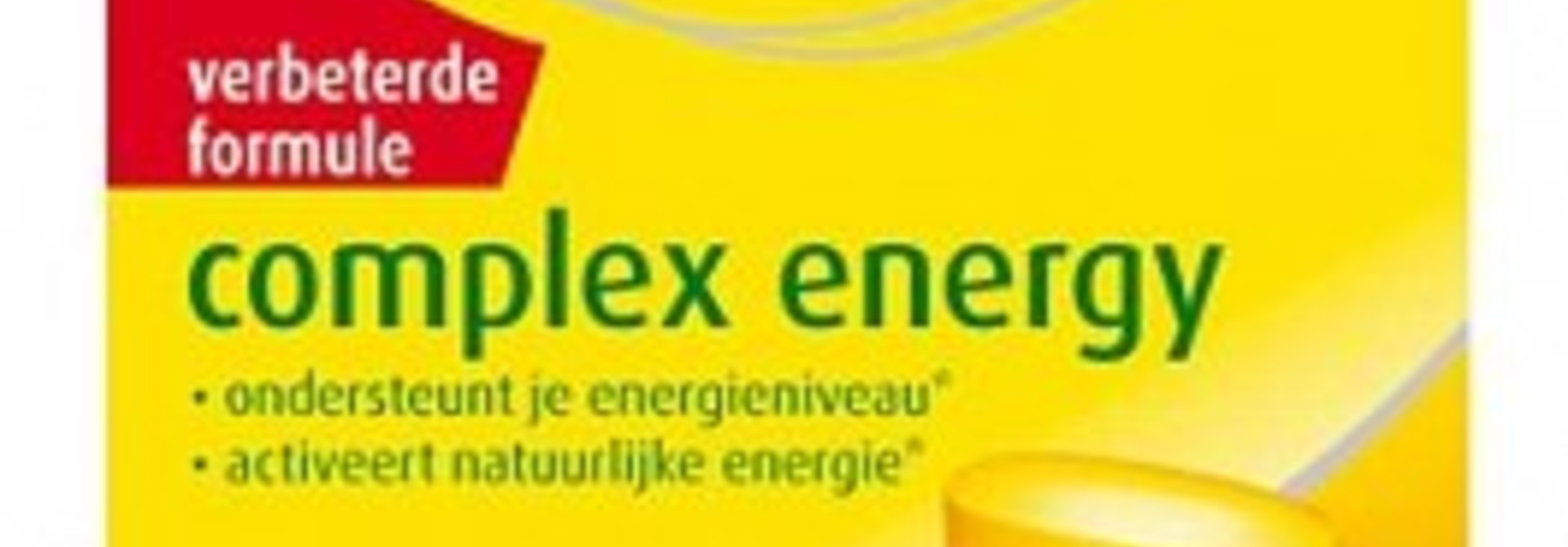 Supradyn Complex Energy Tabletten 65 stuks