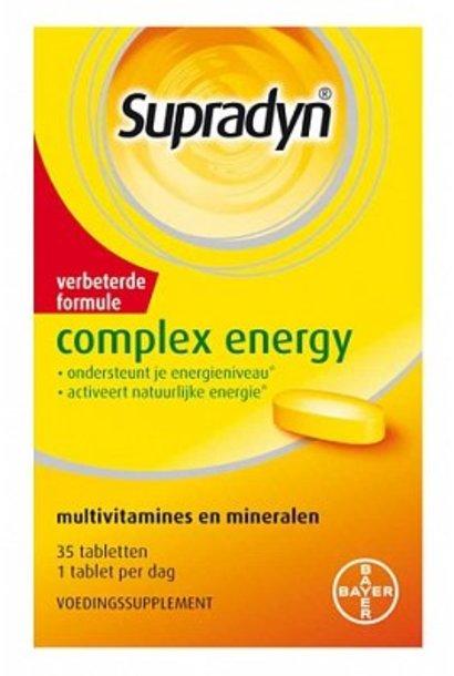 Complex Energy Tabletten 65 stuks