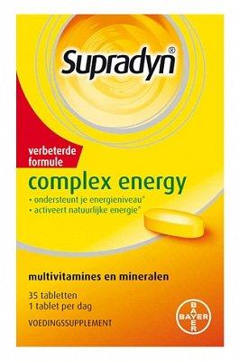 Supradyn Complex Energy Tabletten 65 stuks-1