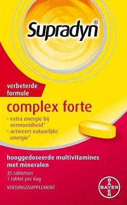 Supradyn Complex Forte 35 tabletten-1