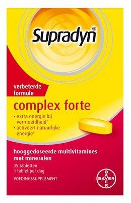 Supradyn Complex Forte 95 tabletten-1