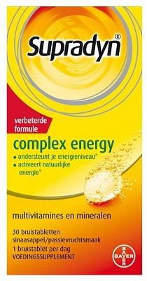 Supradyn Complex Energy Bruistabletten 30 stuks-1