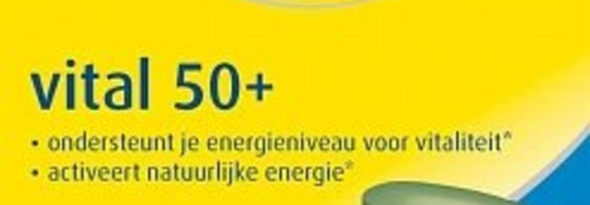 Supradyn Vital 50+ 35 tabletten