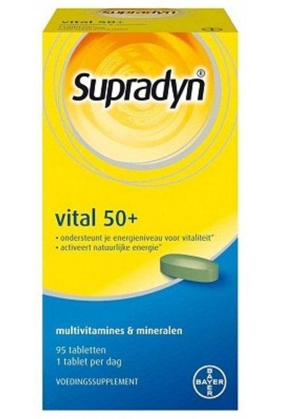 Vital 50+ 95 tabletten