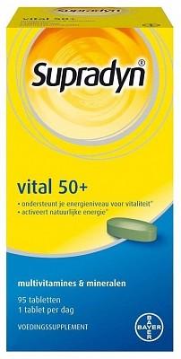 Supradyn Vital 50+ 95 tabletten-1