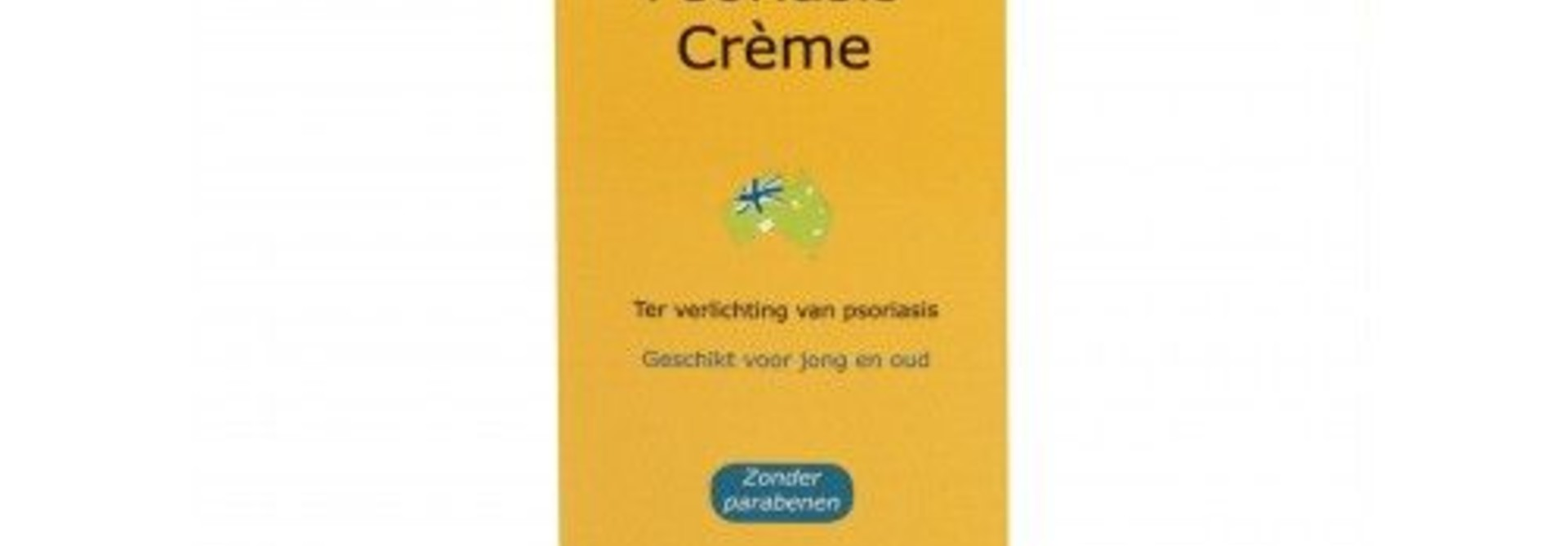 Psoriasis creme 75 gram