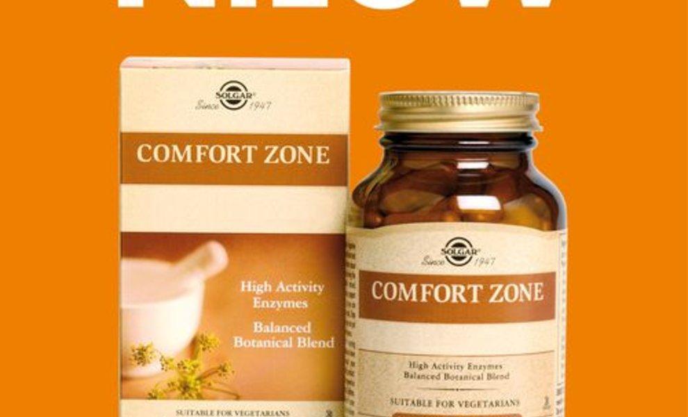 Nieuw van Solgar Comfort Zone