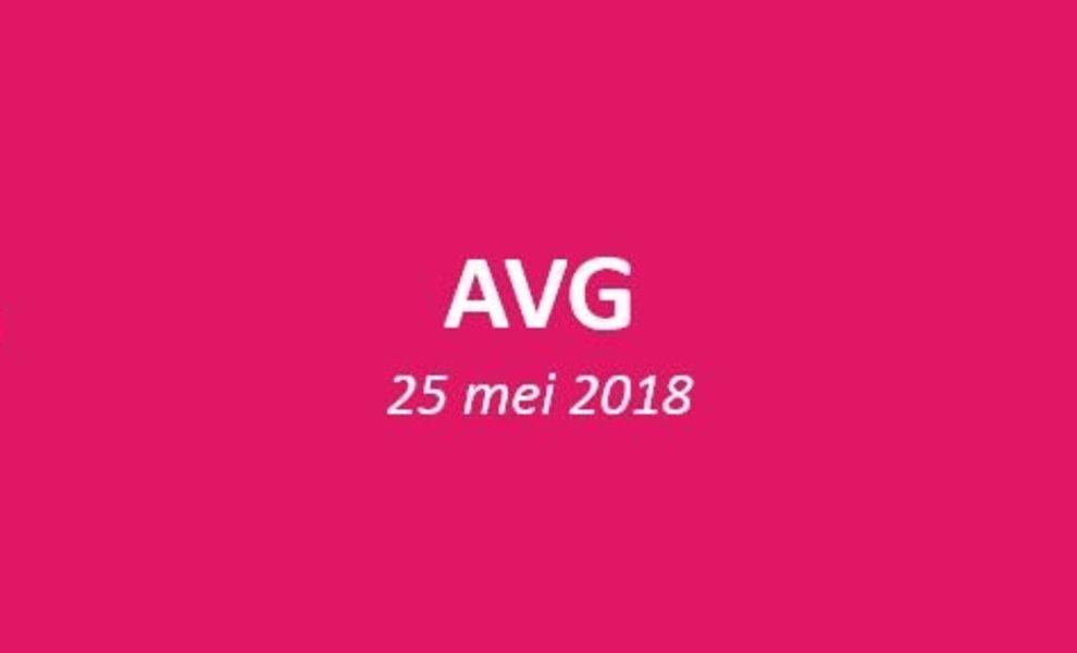 Nieuwe AVG-privacy verklaring Thuisdrogist