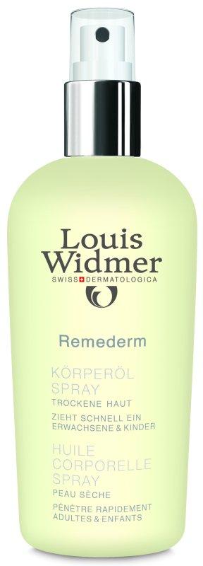 Remederm Lichaamsolie Spray 150 ml licht geparfumeerd-1