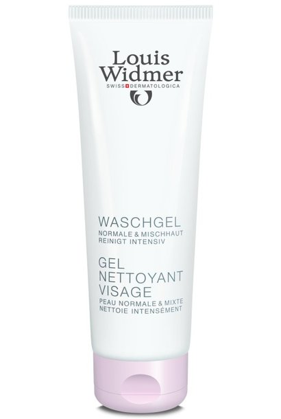 Wash Gel Gezicht 125 ml ongeparfumeerd