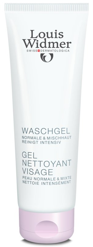 Wash Gel Gezicht 125 ml ongeparfumeerd-1