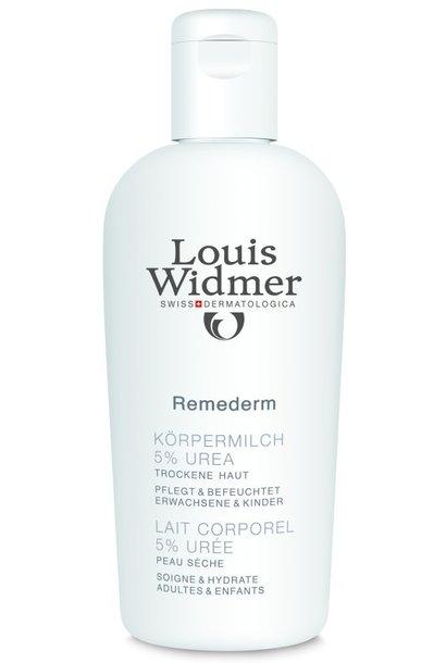 Remederm Lichaamsmelk 5% Ureum 200 ml ongeparfumeerd