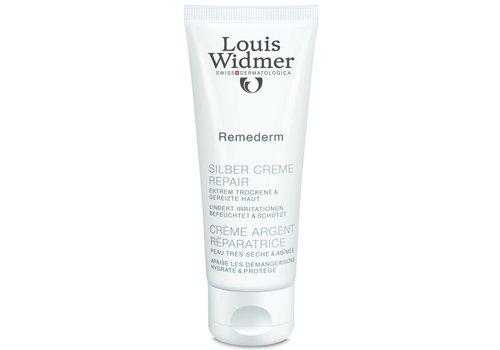Louis Widmer Remederm Zilver Crème Repair 75 ml ongeparfumeerd