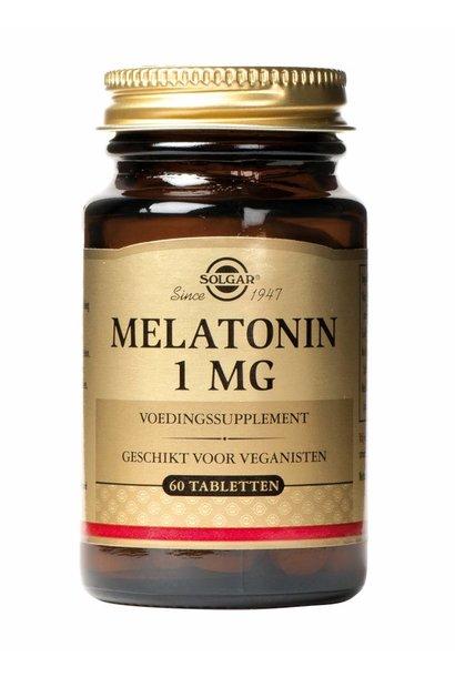 Melatonin 1 mg 60 tabletten